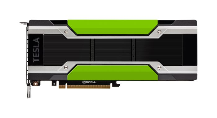 The new NVIDIA Tesla P40 GPU accelerator, and its stablemate the Tesla P4, deliver massive leaps in efficiency and speed to accelerate inferencing production workloads for artificial intelligence services.
