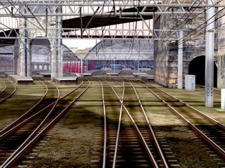 Mind the Gap: NVIDIA GPUs Recreate Fabled UK Rail Station in VR