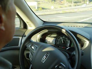 Self-Driving Car B-roll