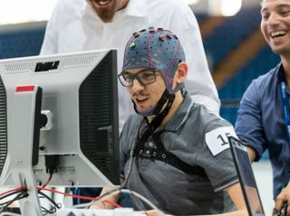 Brain Game: How GPUs Help People with Disabilities Race Using Brain Signals