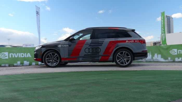 NVIDIA, AUDI Partner to Put World's Most Advanced AI Car on Road by 2020