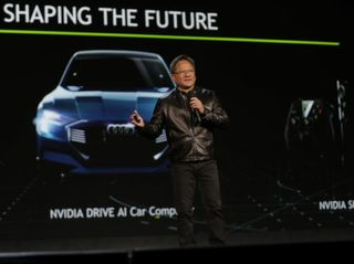 NVIDIA CES Keynote Sets Out Future of Gaming, TV, Transportation