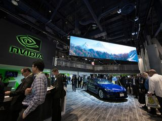 CES 2017: NVIDIA-Powered AI Cars Take Over CES