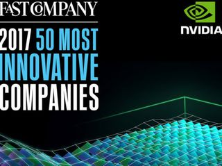 NVIDIA Named to Fast Company's '50 Most Innovative Companies' List