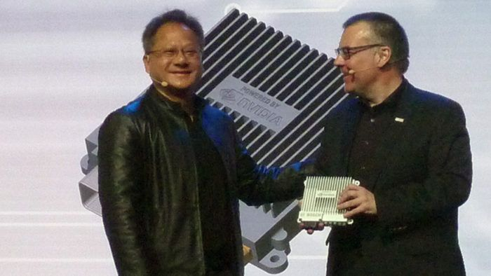NVIDIA and Bosch Announce AI Self-Driving Car Computer