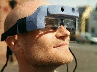Beyond Star Trek's VISOR: How a GPU-Powered Visual Aid Allows the Blind to 'See'