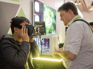 Immerse Yourself in the Future of Virtual Reality at GTC