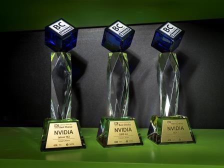 NVIDIA Wins Quartet of Major Awards at Computex