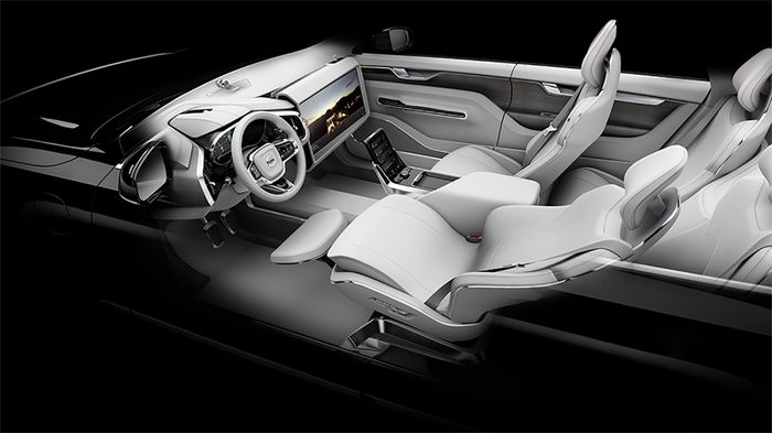 Volvo Cars And Autoliv Are Teaming Up With Nvidia To Develop Advanced Systems And Software For