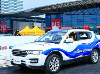 Baidu's Project Apollo Takes Flight, Bringing Autonomous Cars Closer to Reality