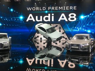 Audi's New A8 Turns Mobility Into Magic, Using NVIDIA Tech to Transform Transportation