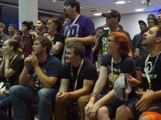 Fans Freak Out at PDXLAN with Unexpected Giveaway