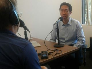 AI Podcast: Andrew Ng on the 'New Electricity'