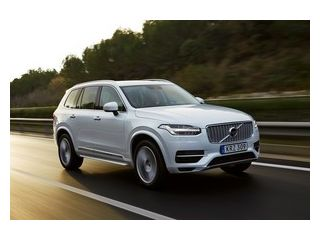 Volvo Selects NVIDIA DRIVE for Production Cars