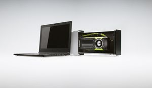 NVIDIA External GPUs Bring New Creative Power to Millions of Artists and Designers