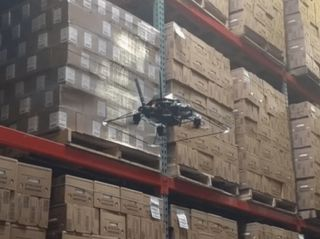 AI Podcast: In From the Wild Blue Yonder: Why Warehouses May Be a Sweet Spot for Drones