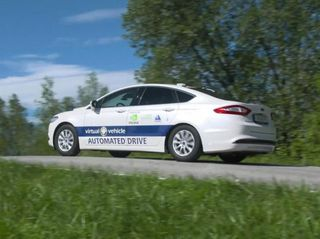 Climb Every Mountain: Austria's Virtual Vehicle Starts Testing Self-Driving Car Loaded with DRIVE PX