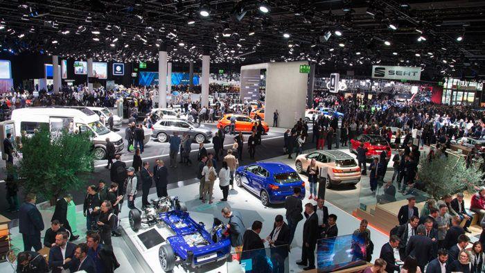 Smart, NVIDIA-Powered Cars Star at 2017 Frankfurt Motor Show