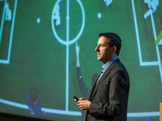 Reinforcement Learning Key to Championship Soccer Robots, Robotics Pioneer Explains