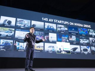 145 Automotive Startups Around the World Choose NVIDIA DRIVE