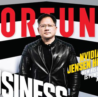 NVIDIA's Secret Sauce? 'Culture,' America's Top Biz Magazine Writes