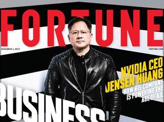 NVIDIA's Secret Sauce? 'Culture,' America's Top Biz Magazine Writes