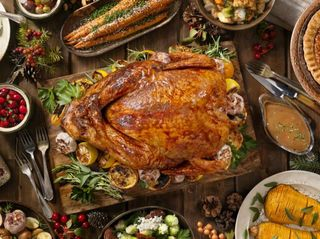 A Picture Worth a Thousand Recipes: AI Serves Up Feast of Recipes for Thanksgiving and Beyond