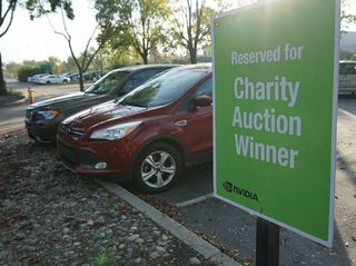Kung Fu, Pulled Pork, Prime Parking Up for Bid at Our Annual Charity Auction