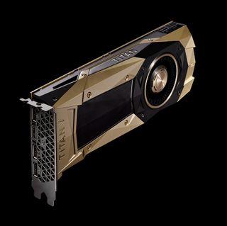NVIDIA TITAN V GPU