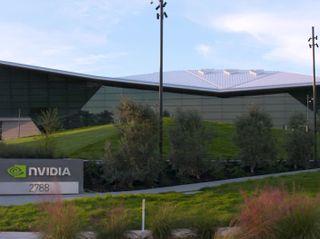 NVIDIA Corporate B-Roll