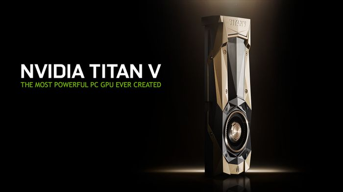 NVIDIA TITAN V Transforms the PC into AI Supercomputer