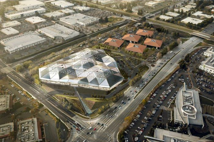 NVIDIA New Corporate Campus Fact Sheet