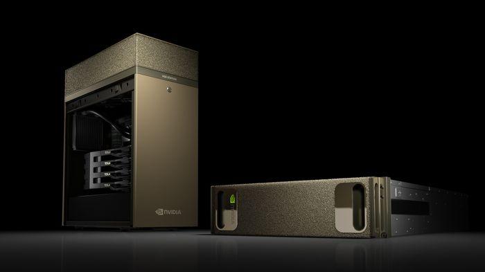 NVIDIA DGX Systems