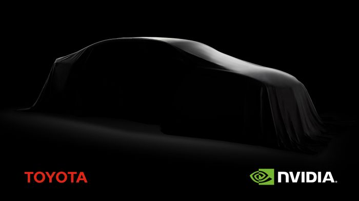 NVIDIA GTC 2017 – Toyota Announcement