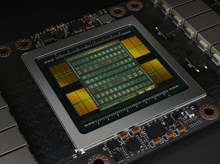 NVIDIA Tesla V100 data center GPU