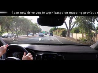 NVIDIA AI Co-Pilot: Self Mapping
