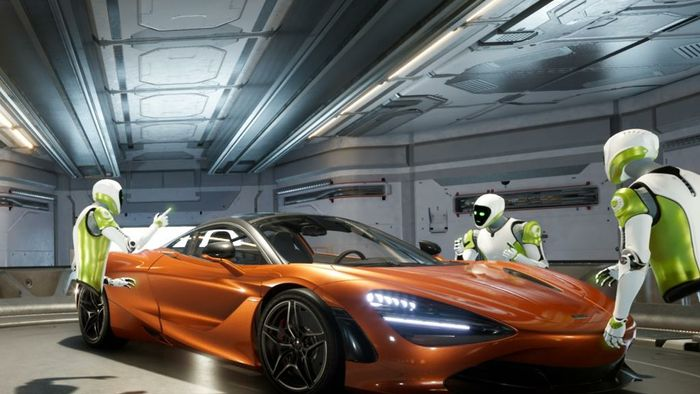 Welcome to the Holodeck, NVIDIA's Design Lab of the Future