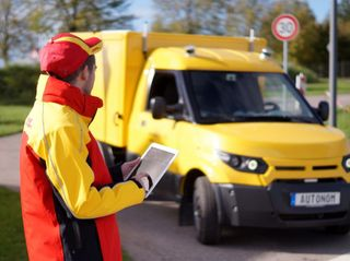 Deutsche Post DHL Group Selects NVIDIA DRIVE PX for Autonomous Delivery Truck Fleet