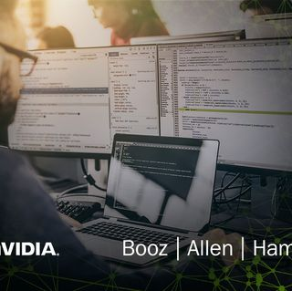 NVIDIA Deep Learning Institute works with Booz Allen Hamilton