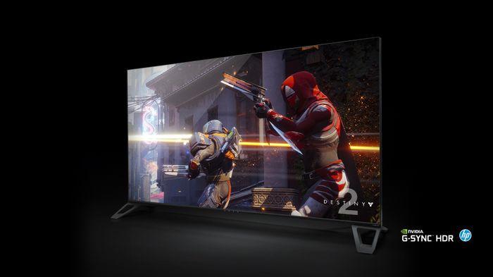 HP Big Format Gaming Display