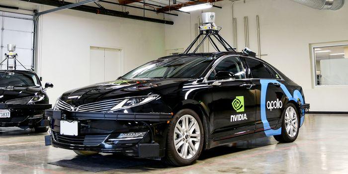 NVIDIA, Baidu, ZF collaborate on first AI autonomous vehicle computer for China