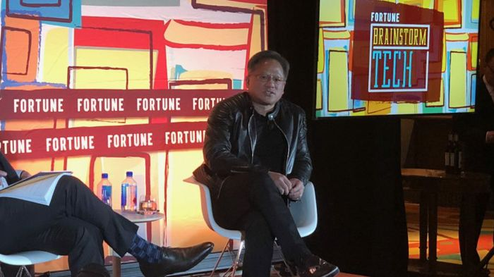 The Moment Jensen Huang Realized NVIDIA Would Change the World