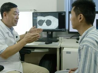 Startup Uses AI to Spot Lung Cancer Early