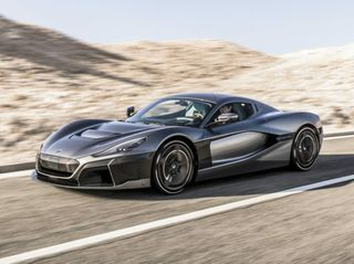 Rimac Introduces AI Hypercar Powered by NVIDIA DRIVE