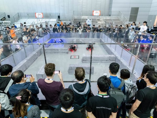 Jetson TX2 Powers Top Two Teams in RoboMaster AI Challenge