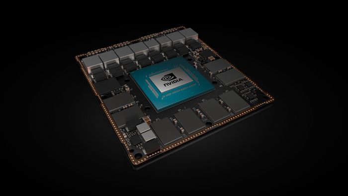 With more than 9 billion transistors and delivering over 30 TOPS, NVIDIA Jetson Xavier is the world's first computer designed specifically for robotics.