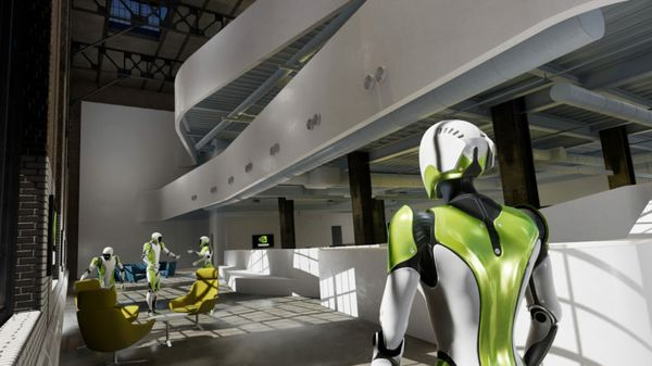 NVIDIA Holodeck Gets New VR Tools for Architecture, Engineering and Construction