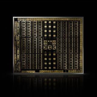 NVIDIA Turing dieshot