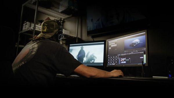 Hundreds of Trillions of Pixels: NVIDIA and RED Digital Cinema Solve 8K Bottleneck