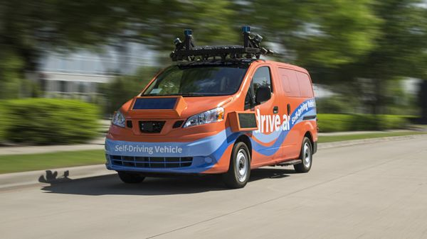 Say 'Howdy' to Texas's Latest Self-Driving Cars